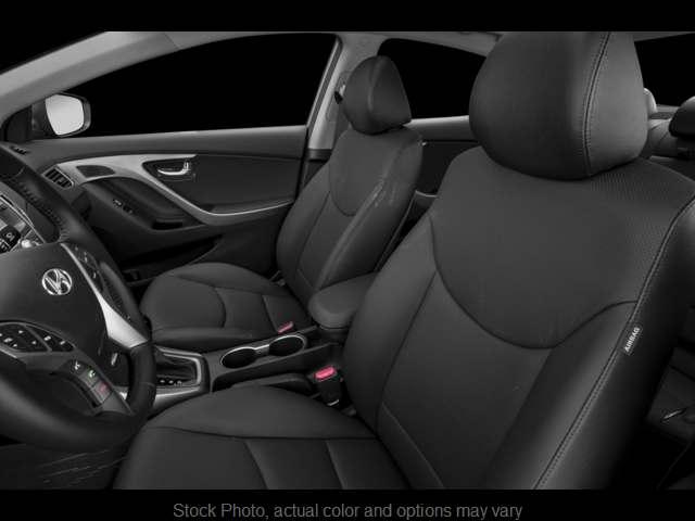 Used 2016  Hyundai Elantra 4d Sedan Limited at City Wide Auto Credit near Toledo, OH