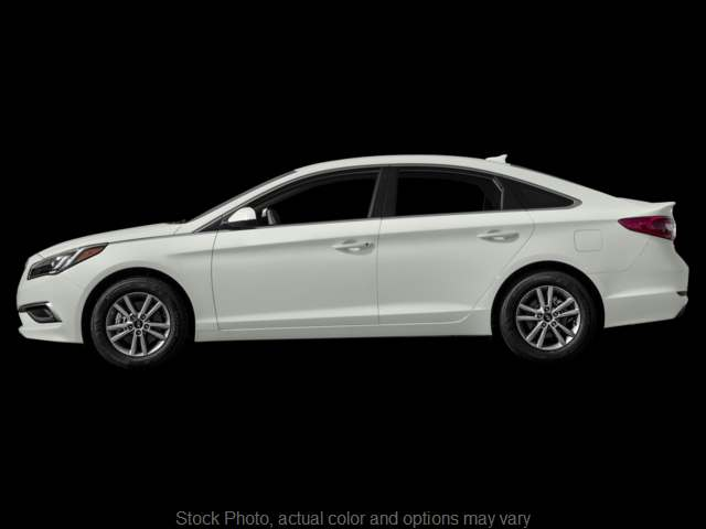 Used 2016  Hyundai Sonata 4d Sedan at Planet Mitsubishi near Charlotte, NC