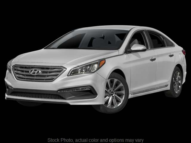 2016 Hyundai Sonata 4d Sedan Sport at Edd Kirby's Adventure Mitsubishi near Chattanooga, TN