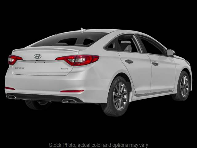 Used 2016  Hyundai Sonata 4d Sedan Sport at Edd Kirby's Adventure Mitsubishi near Chattanooga, TN