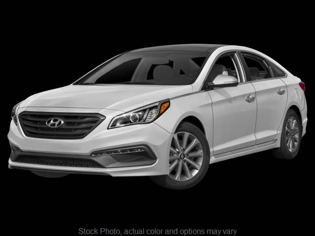 Used 2016 Hyundai Sonata 4d Sedan Limited at Carmack Hyundai near Danville, IL