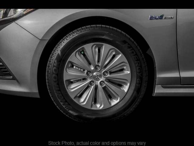 Used 2017  Hyundai Sonata Hybrid 4d Sedan SE at The Gilstrap Family Dealerships near Easley, SC