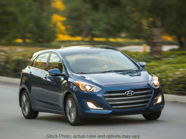 2017 Hyundai Elantra GT 4d Hatchback Auto at CarCo Auto World near South Plainfield, NJ