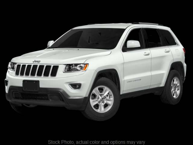 Used 2016 Jeep Grand Cherokee 4d SUV 4WD Laredo at Auto Direct near Zebulon, NC