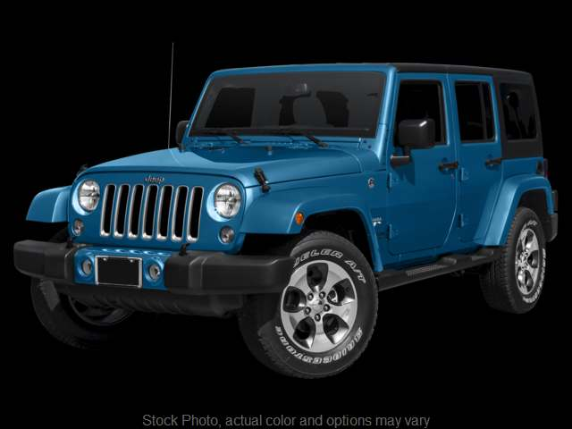 Used 2016 Jeep Wrangler Unlimited 4d Convertible Sahara 75th Anniversary at Ubersox Used Car Superstore near Monroe, Wisconsin