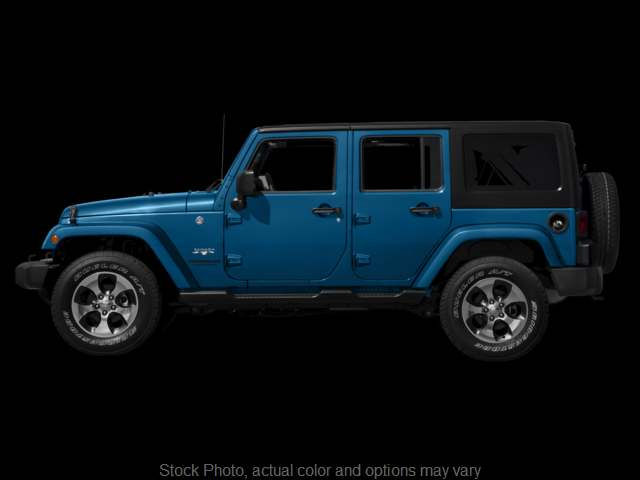 Used 2016  Jeep Wrangler Unlimited 4d Convertible Sahara 75th Anniversary at Ubersox Used Car Superstore near Monroe, WI