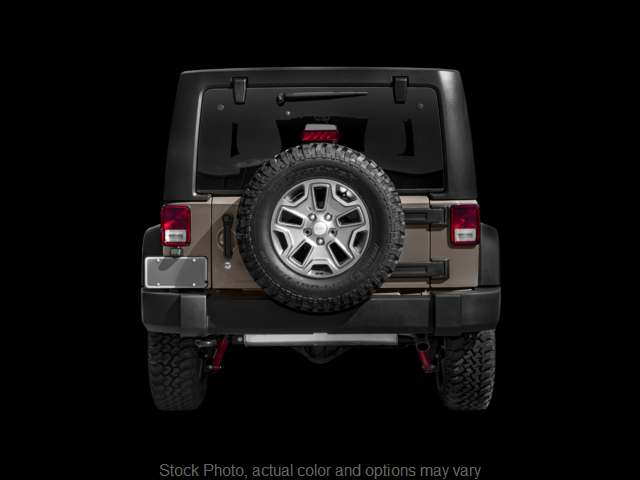 Used 2015  Jeep Wrangler Unlimited 4d Convertible Rubicon at Ramsey Motor Company - North Lot near Harrison, AR