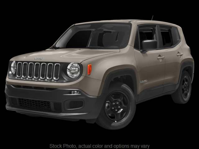 New 2018  Jeep Renegade 4d SUV 4WD Latitude at Kama'aina Motors near Hilo, HI