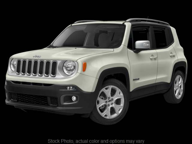New 2018  Jeep Renegade 4d SUV 4WD Limited at Kama'aina Motors near Hilo, HI
