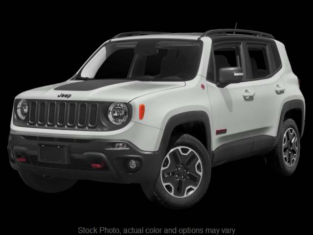 Used 2016  Jeep Renegade 4d SUV 4WD Trailhawk at Edd Kirby's Adventure Mitsubishi near Chattanooga, TN