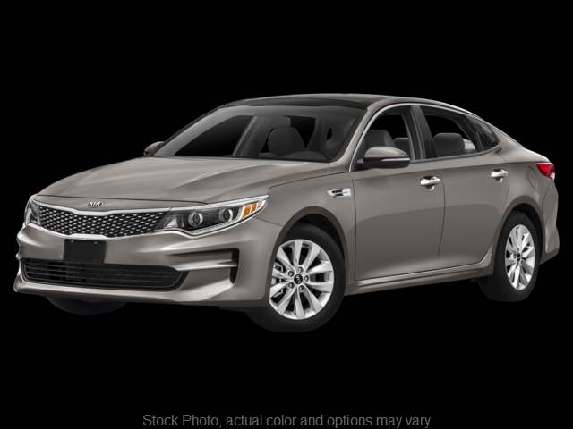 Used 2018  Kia Optima 4d Sedan EX at Bedford Auto Giant near Bedford, OH