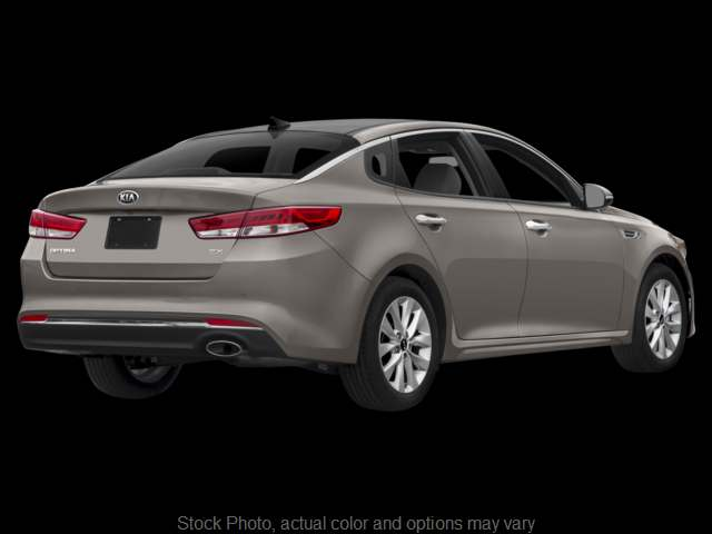 Used 2018  Kia Optima 4d Sedan LX at The Gilstrap Family Dealerships near Easley, SC