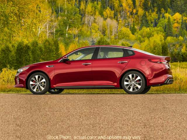 New 2018  Kia Optima 4d Sedan SX Turbo Limited at Bedford Auto Giant near Bedford, OH
