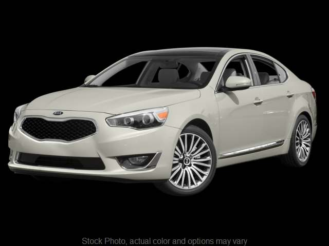 New 2016 Kia Cadenza 4d Sedan Premium Luxury at Kia of Bedford near Bedford, OH