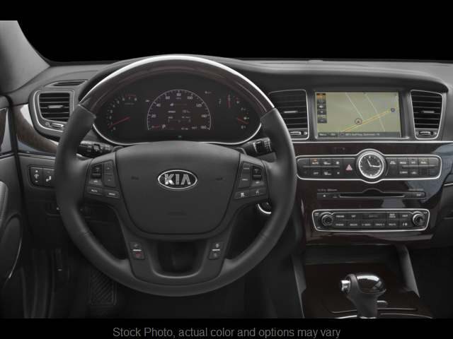 Used 2016  Kia Cadenza 4d Sedan Limited at Bobb Suzuki near Columbus, OH