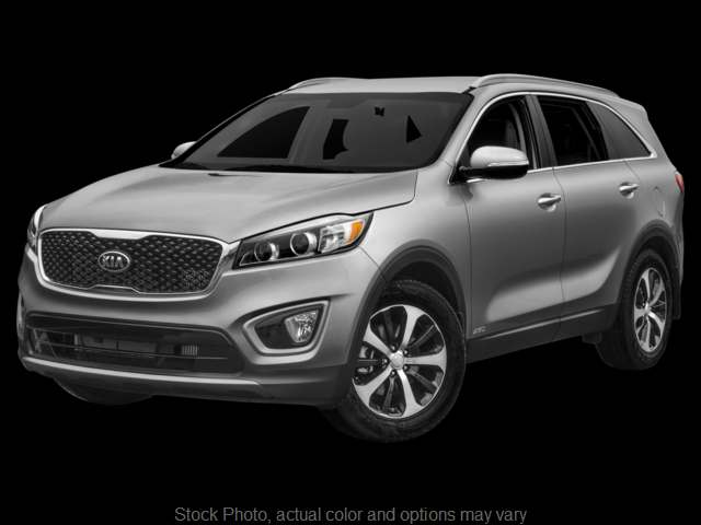 New 2016 Kia Sorento 4d SUV AWD EX Turbo at Kia of Bedford near Bedford, OH