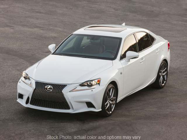 2016 Lexus IS300 4d Sedan AWD at Bobb Suzuki near Columbus, OH