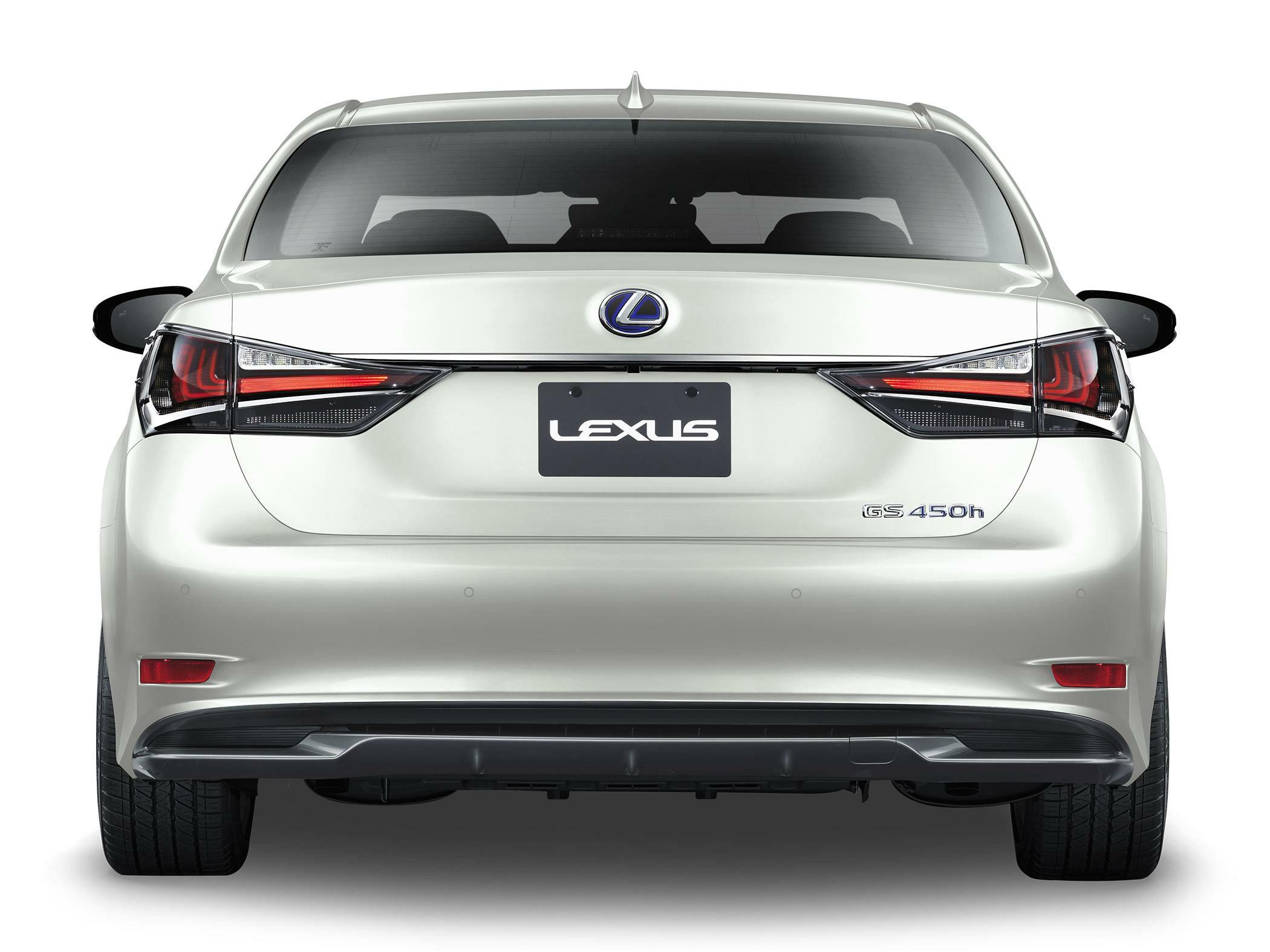 2017 Lexus GS 450h Base 4 Dr Sedan at Lexus of Lakeridge
