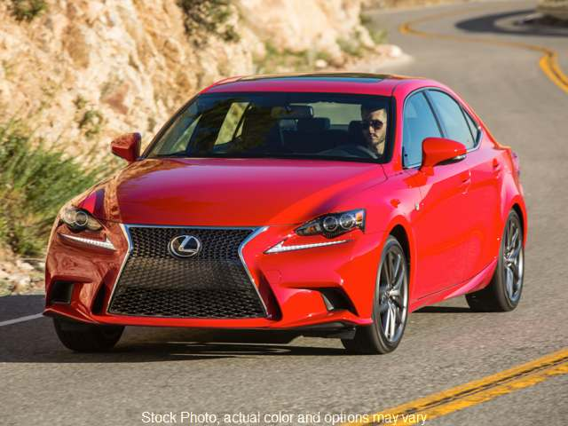 Used 2016 Lexus IS200t 4d Sedan at Rainbow Mitsubishi near Covington, LA