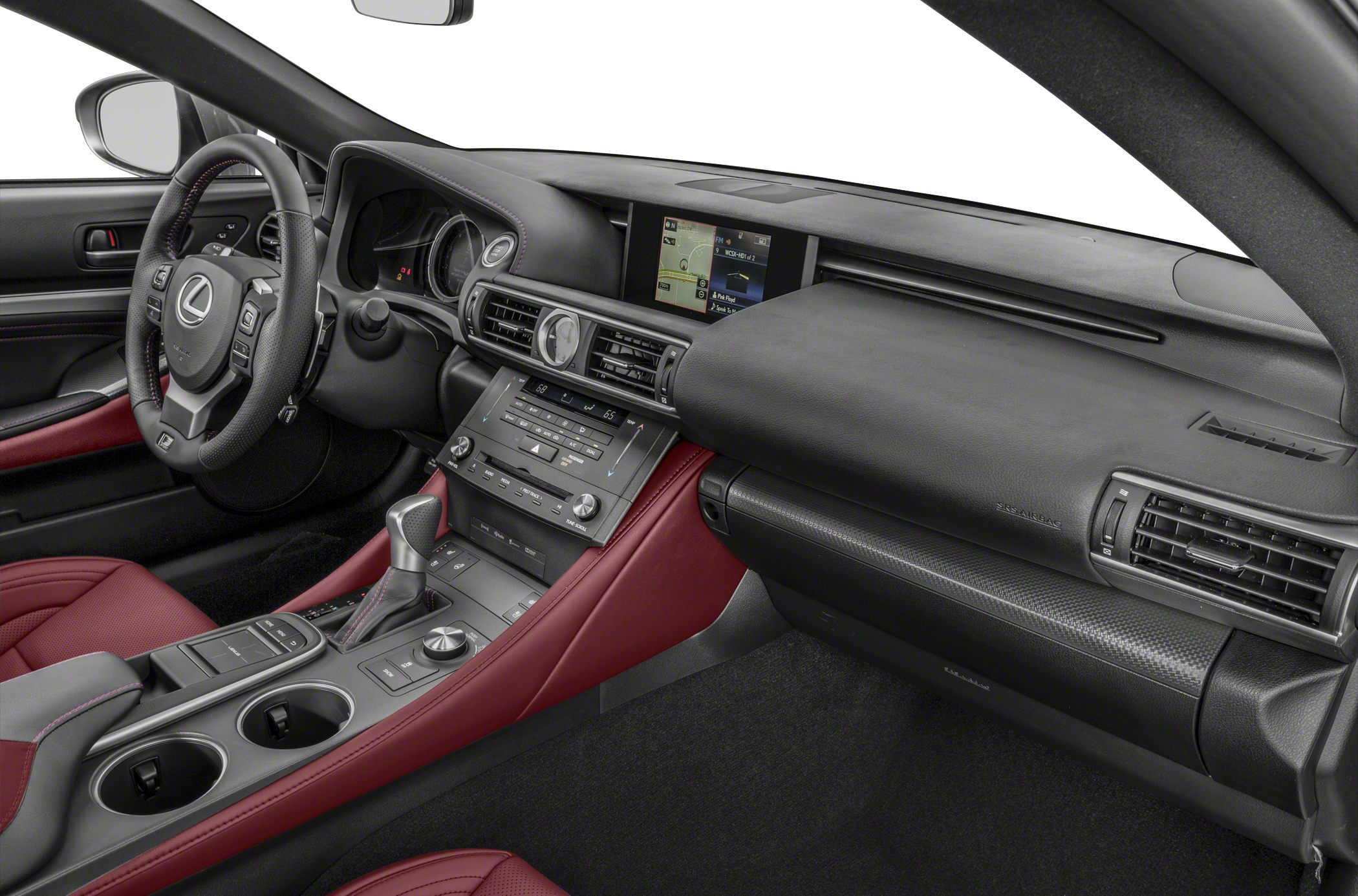 2017 Lexus RC 300 Base 2 Dr Coupe at Lexus of Lakeridge Toronto