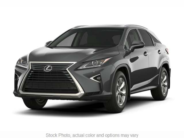 Used 2016 Lexus RX350 4d SUV FWD at Rainbow Mitsubishi near Covington, LA