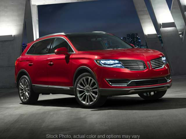 Used 2017 Lincoln Mkx 4d Suv Awd Reserve 3 7l At Pekin Auto Loan Near