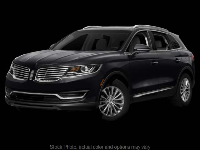 Used 2016  Lincoln MKX 4d SUV AWD Reserve EcoBoost at Graham Auto Group near Mansfield, OH