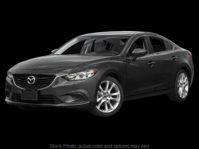 Used 2016 Mazda Mazda6 4d Sedan i Touring Auto at Good Wheels near Ellwood City, PA