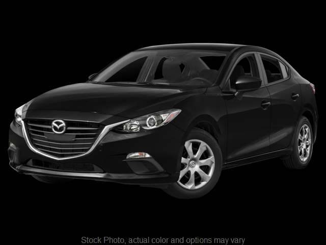 2016 Mazda Mazda3 4d Sedan i Sport Auto at Atlas Automotive near Mesa, AZ