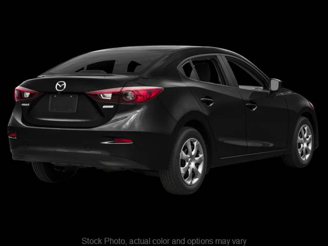 Used 2016  Mazda Mazda3 4d Sedan i Sport Auto at Camacho Mitsubishi near Palmdale, CA