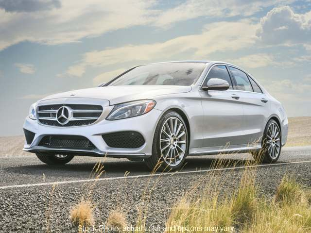Used 2016 Mercedes-Benz C-Class 4d Sedan C300 Sport 4matic at Rainbow Mitsubishi near Covington, LA