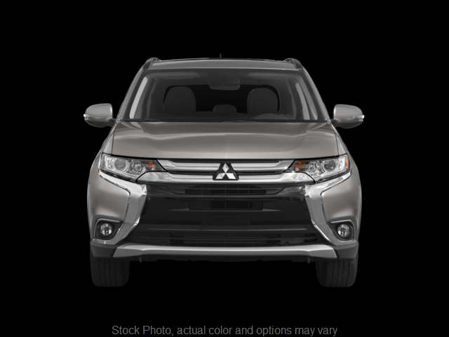 Used 2016  Mitsubishi Outlander 4d SUV FWD SEL at Graham Auto Group near Mansfield, OH