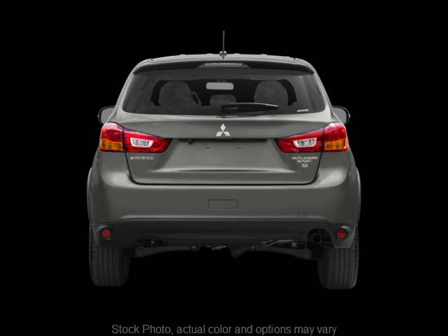 Used 2017  Mitsubishi Outlander Sport 4d SUV FWD ES CVT at The Gilstrap Family Dealerships near Easley, SC