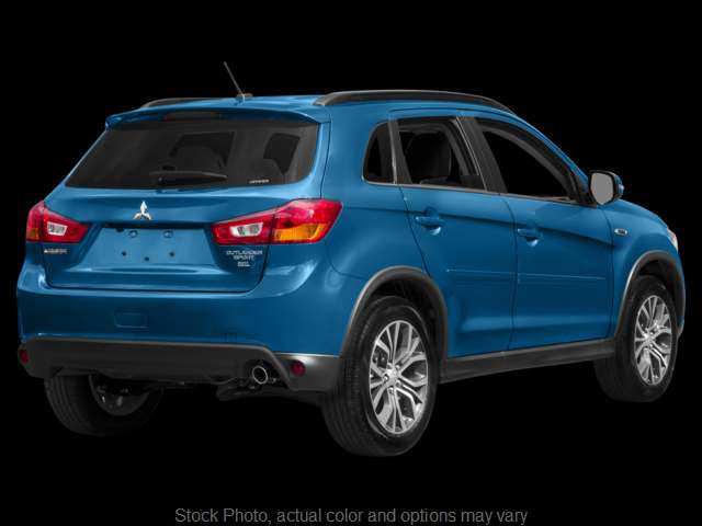 Used 2016  Mitsubishi Outlander Sport 4d SUV FWD SEL 2.4L at The Gilstrap Family Dealerships near Easley, SC