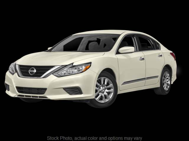 Used 2017  Nissan Altima 4d Sedan 2.5L SV at Graham Auto Group near Mansfield, OH