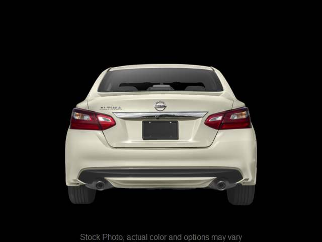 Used 2017  Nissan Altima 4d Sedan 2.5L S at C&H Auto Sales near Troy, AL