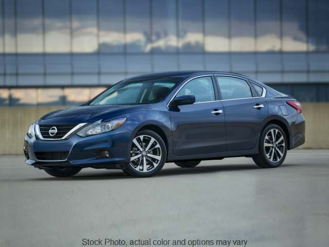 Used 2018  Nissan Altima 4d Sedan 2.5L SV at Ubersox Used Car Superstore near Monroe, WI
