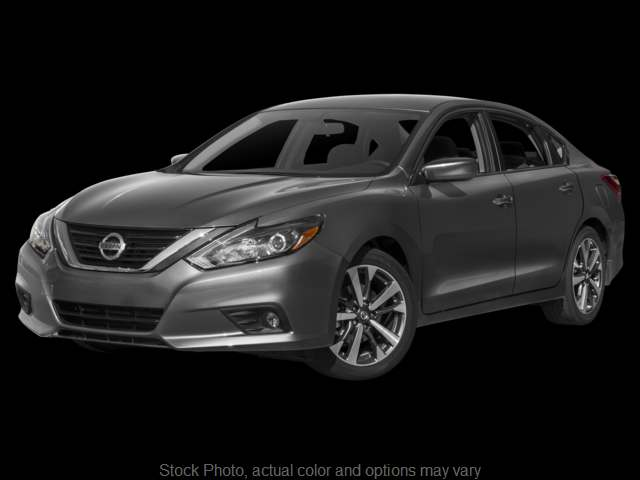 Used 2016  Nissan Altima 4d Sedan 2.5L SR at Edd Kirby's Adventure Mitsubishi near Chattanooga, TN
