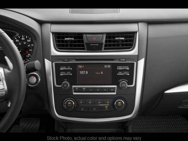 Used 2016  Nissan Altima 4d Sedan 2.5L SR at Nissan of Paris near Paris, TN