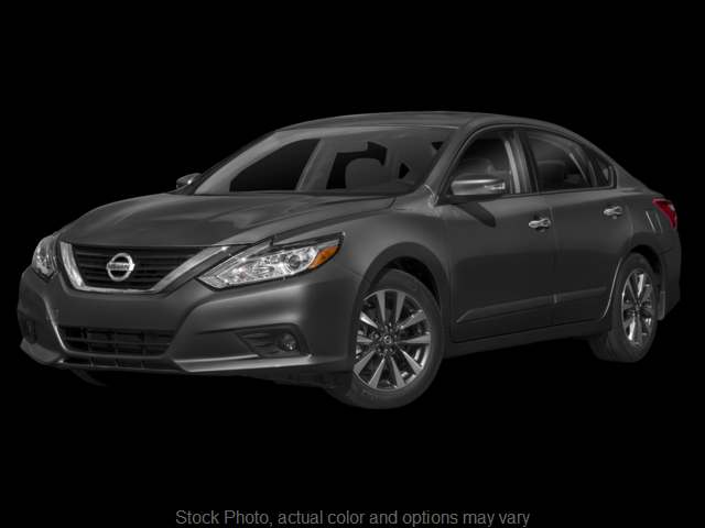 2016 Nissan Altima 4d Sedan 2.5L SL at Bobb Suzuki near Columbus, OH