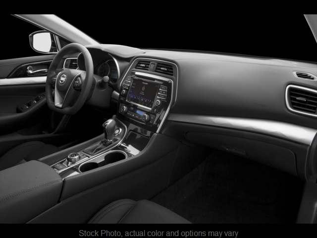 Used 2017  Nissan Maxima 4d Sedan SV at Graham Auto Group near Mansfield, OH