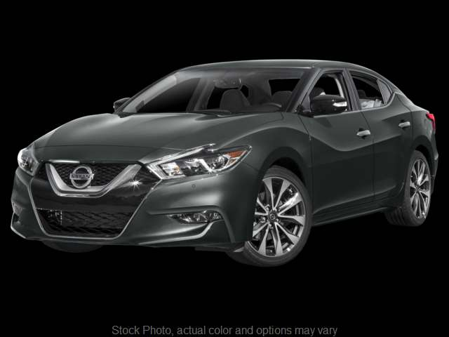 2016 Nissan Maxima 4d Sedan SR at Bobb Suzuki near Columbus, OH