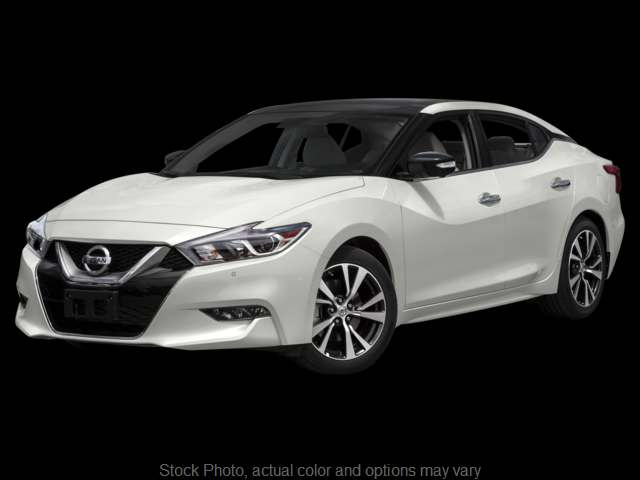 Used 2016 Nissan Maxima 4d Sedan Platinum at Kama'aina Nissan near Hilo, HI