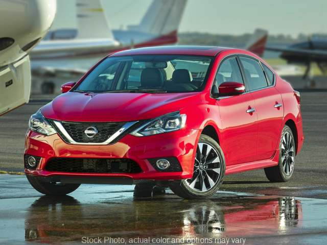 2016 Nissan Sentra 4d Sedan S CVT at CarCo Auto World near South Plainfield, NJ