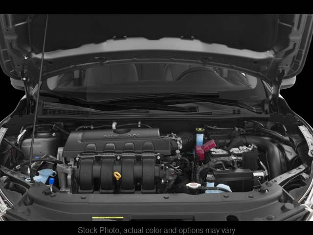 Used 2016  Nissan Sentra 4d Sedan S FE+ at VA Cars of Tri-Cities near Hopewell, VA