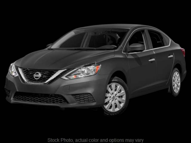 2016 Nissan Sentra 4d Sedan SV at Nissan of Paris near Paris, TN