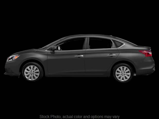 Used 2018  Nissan Sentra 4d Sedan SV at The Gilstrap Family Dealerships near Easley, SC