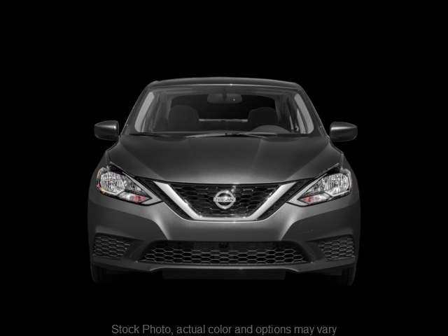 Used 2017  Nissan Sentra 4d Sedan SV at Atlas Automotive near Mesa, AZ