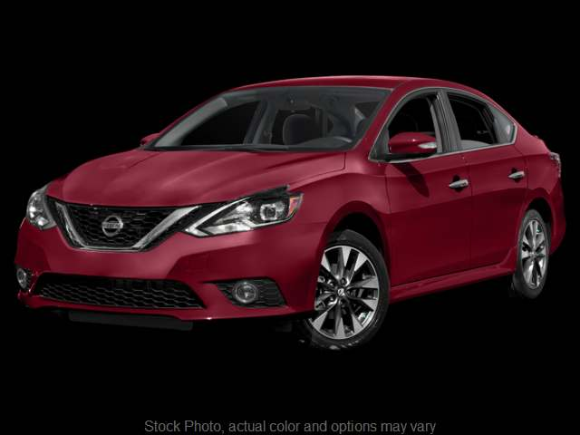 Used 2016 Nissan Sentra 4d Sedan SR at MSA Sales II, Inc. near Salem, IL