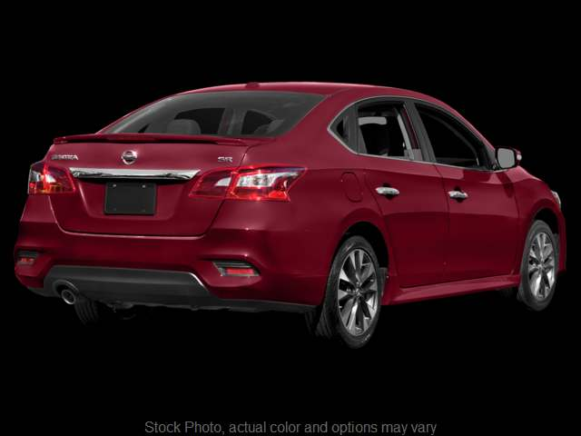 New 2019  Nissan Sentra 4d Sedan SR Turbo at Kona Nissan near Kailua Kona, HI